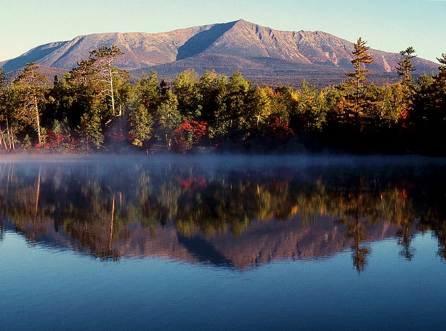 thru-hiker advice katahdin