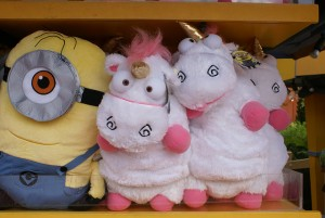 unicorn minion
