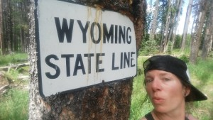 In a Wyoming state of mind on the CDT in 2015