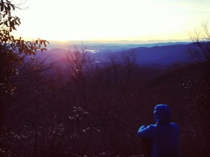Sunsets in the Mountains >>>