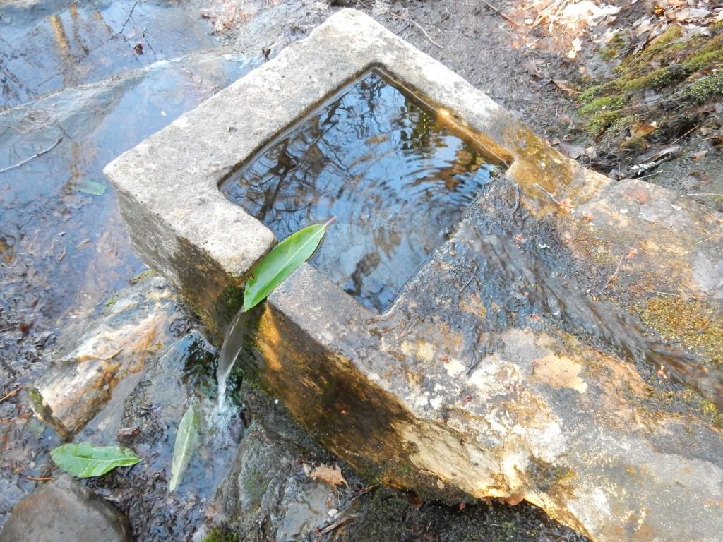 Stone Cistern