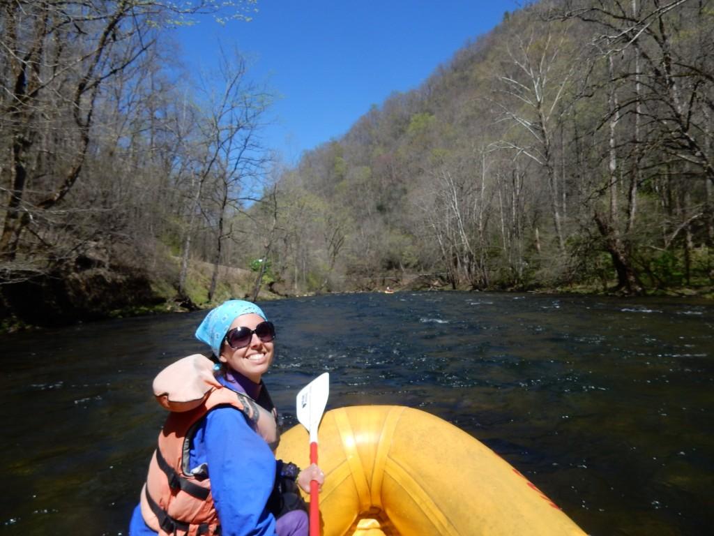 Rafting the Nantahala