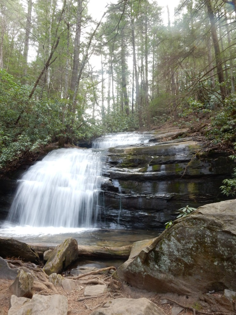 Long Creek Falls, mile 5.2, don't skip it!!!