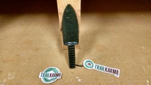 Trowel trail karma