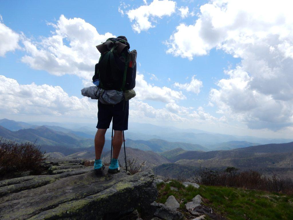 Jane Bald 5,807 ft, Roan Highlands