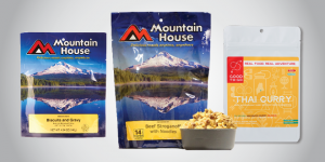 best dehydrated dinners