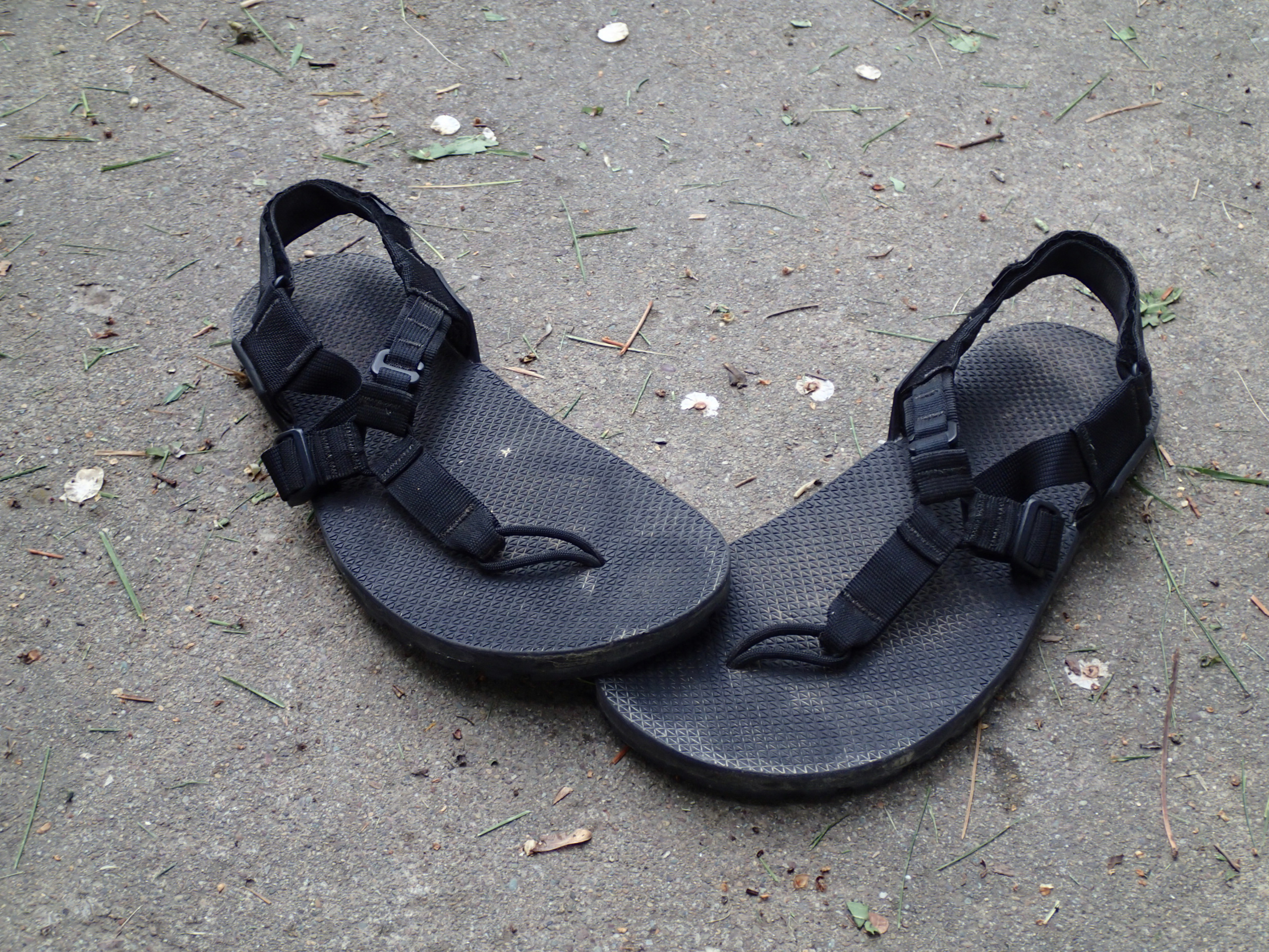 1b93c6dd0bb9ee Gear Review  Bedrock Cairn Minimalist Sandals - The Trek
