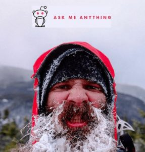 Ask him anything...