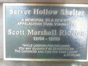 Riddick Memorial