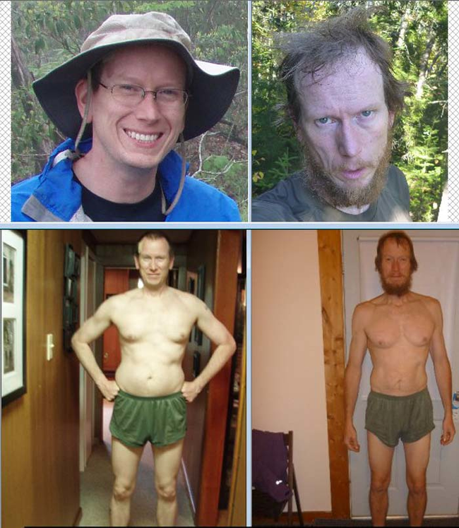 Sizer became Internet famous when he posted his shocking body transformation photos from his A.T. thru-hike. These photos did not, however, reveal the sometimes-insightful and always-humorous prose Sizer displays in his book.