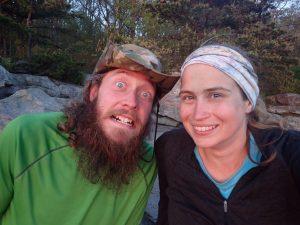 Hiking buddies don't leave hiking buddies behind