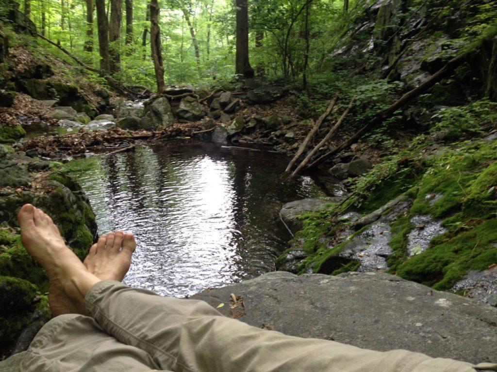 Appalachian Trail zero day