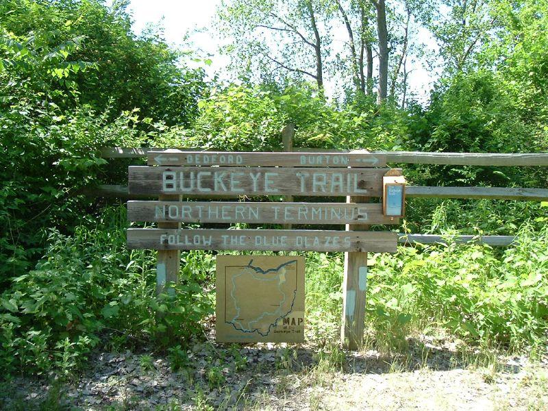 Northern Terminus Buckeye Trail