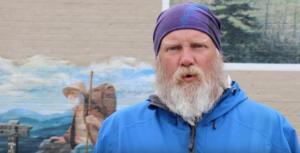 appalachian trail thru-hiker interviews trail days