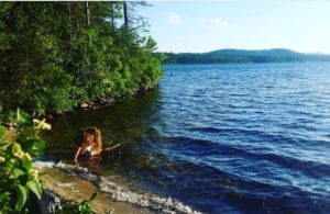 My goal for Maine is to achieve Mermaid Status.