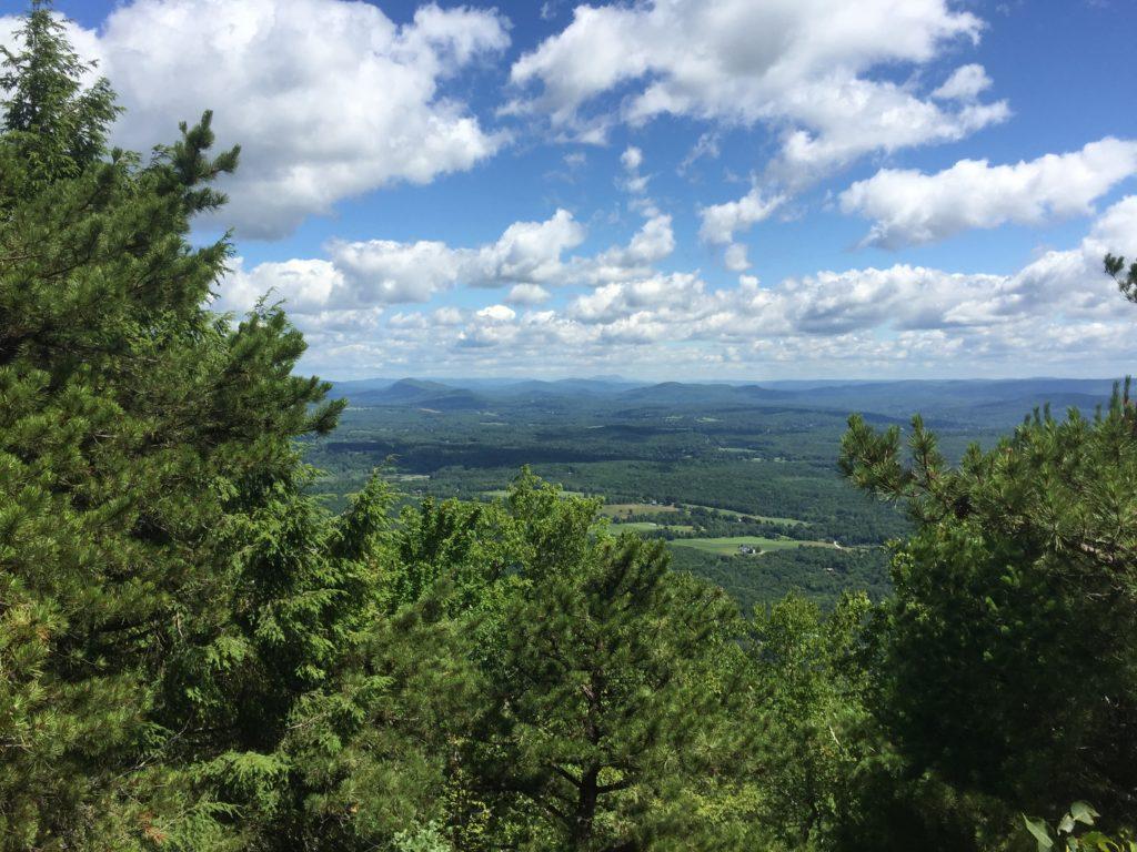 Race Mountain, in Massachusetts.