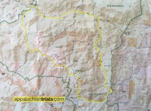 lost creek wilderness trail loop