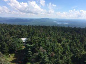 Views from firetower- amazing!