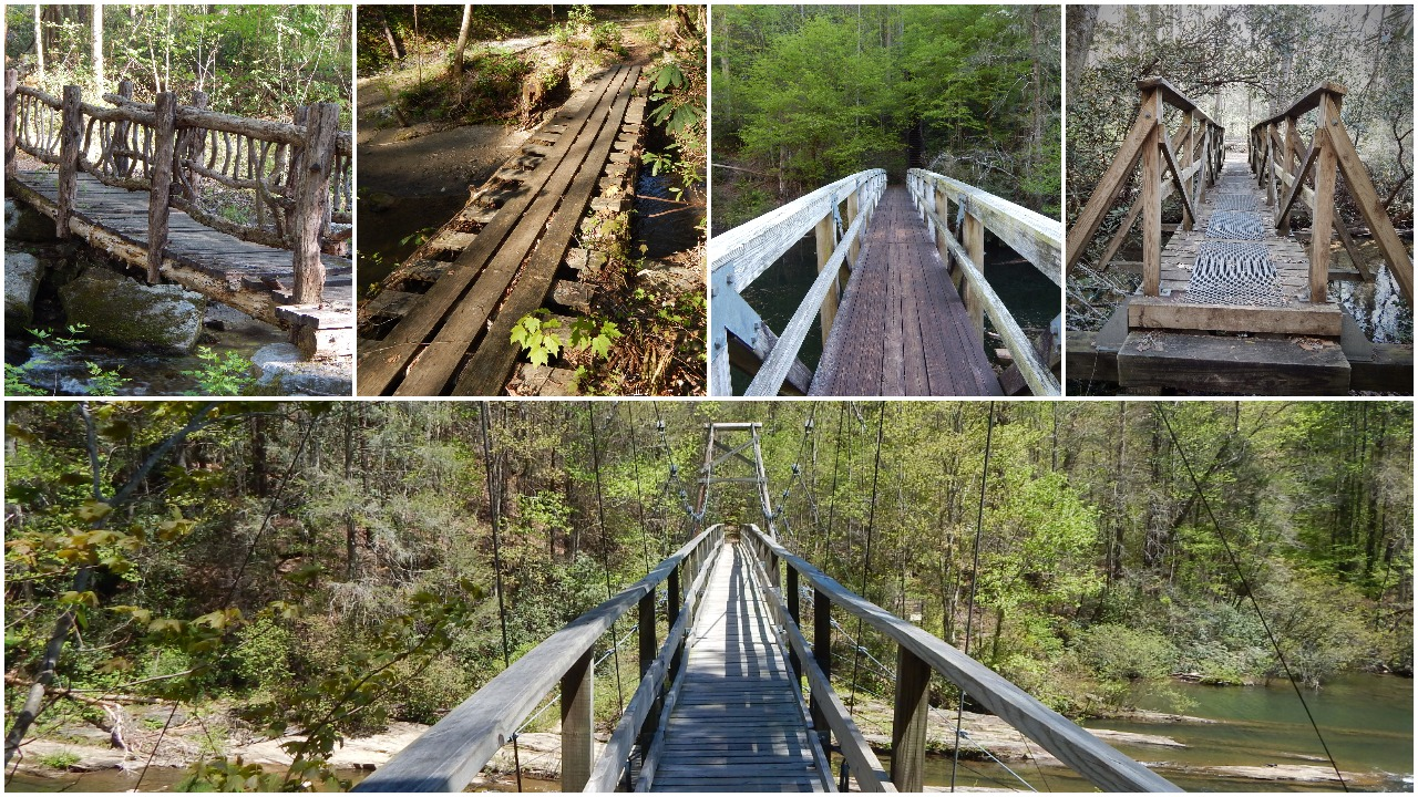 Examples of some amazing bridge construction