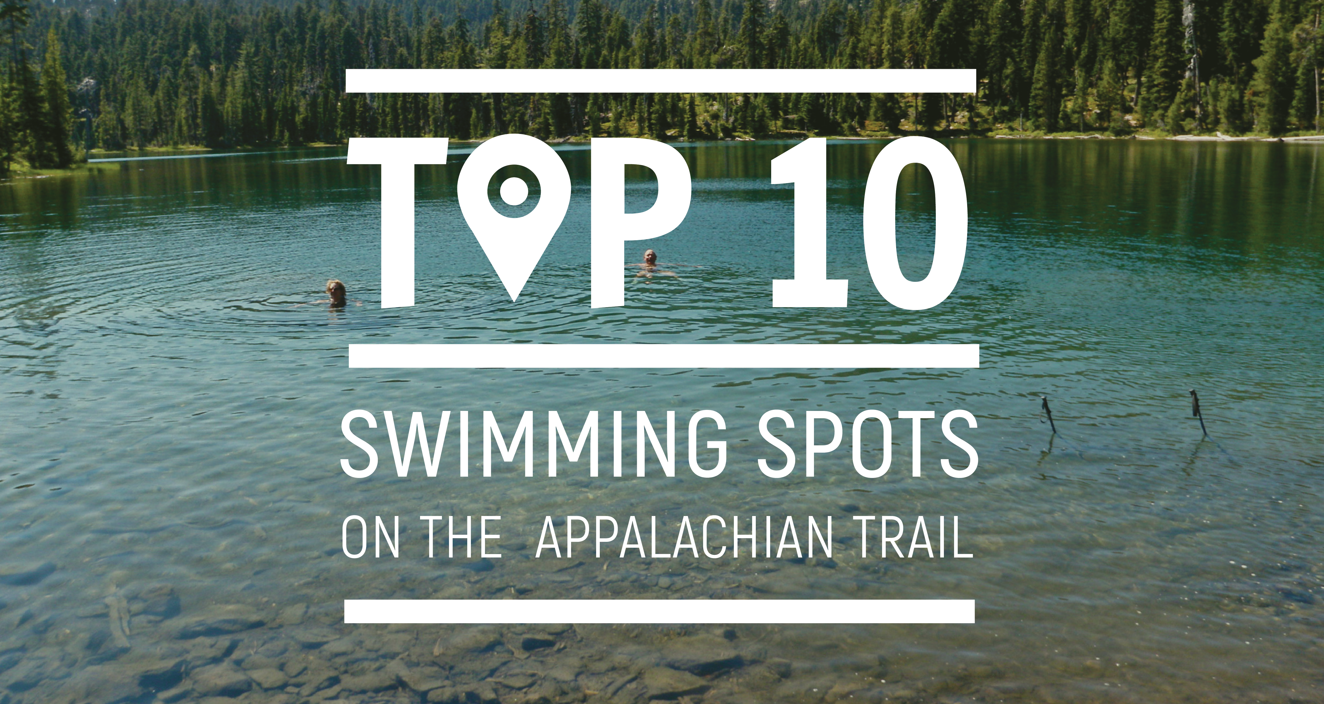 Top 10 Swimming Spots on the Appalachian Trail - The Trek