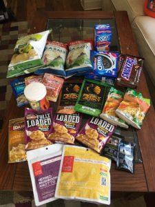 Food for Wonderland Trail