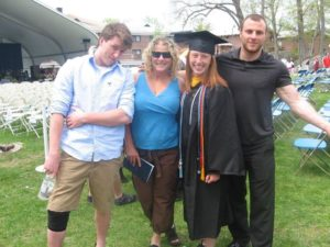 Graduation Family Pic