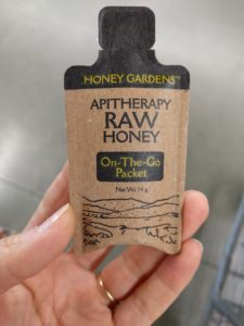 Apitherapy raw