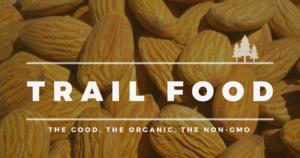 healthy trail food