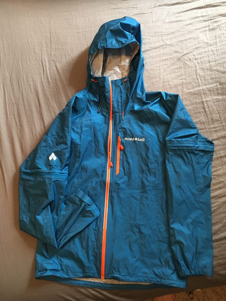 montbell convertible rain jacket 1