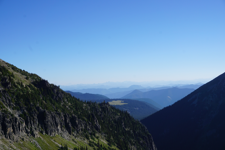 wonderland trail plateau