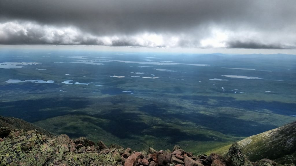 View from Katahdin