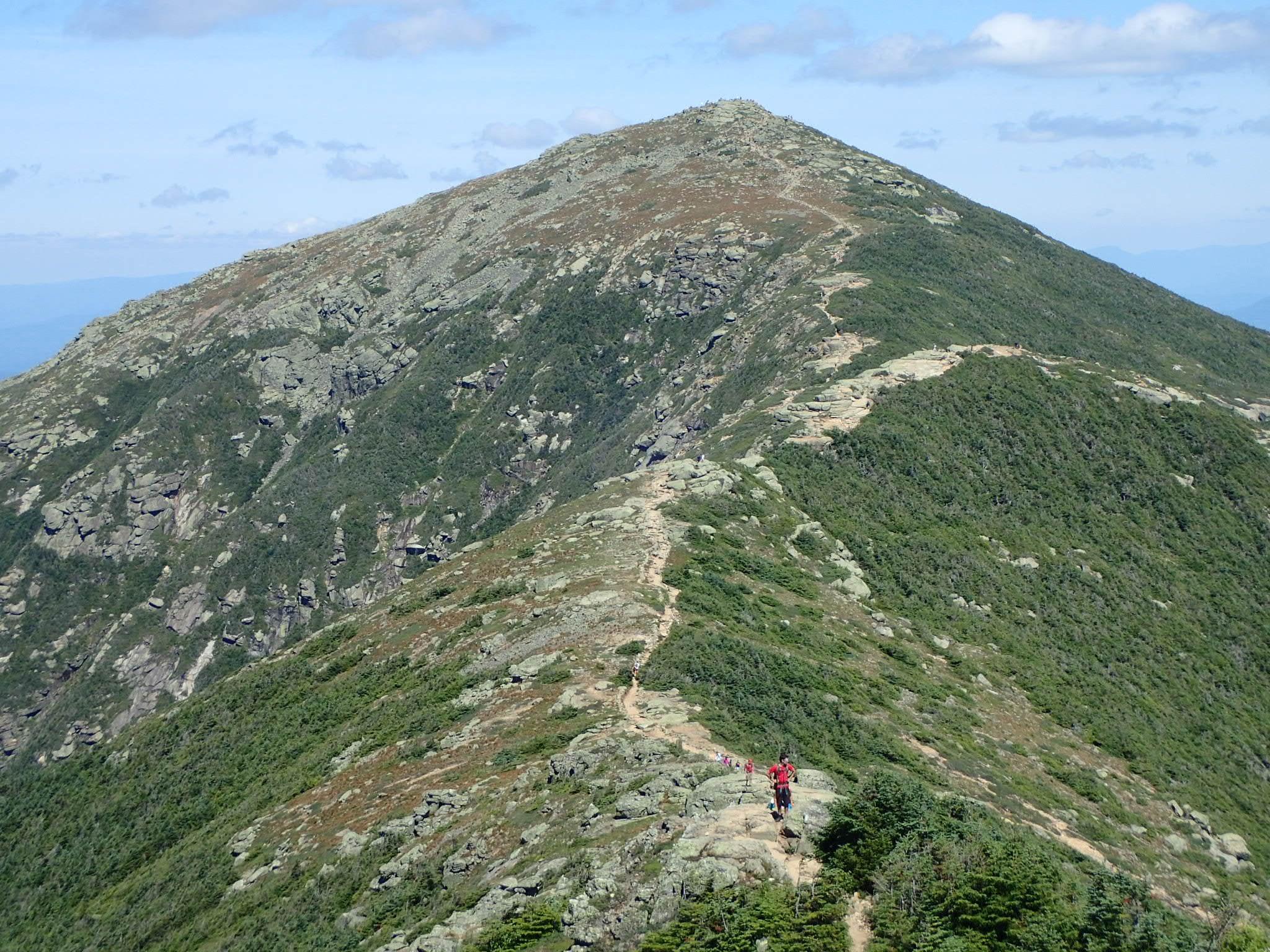 Mt. Lafayette and Franconia Ridge
