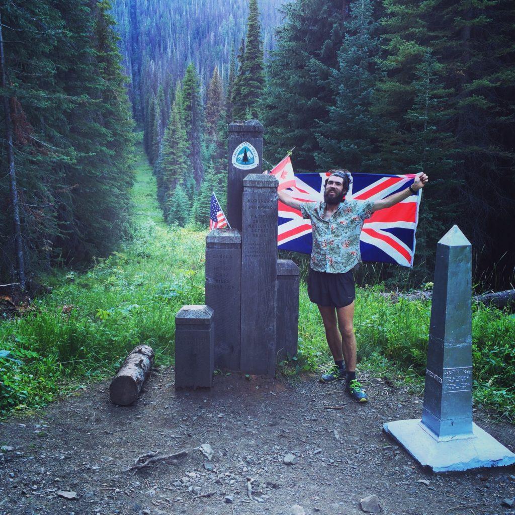 Oat's pct hiker 8/17