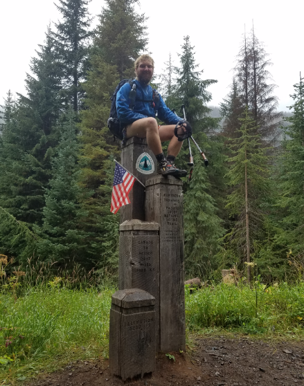 Cheeseburger PCT Thru-Hiker 9/1