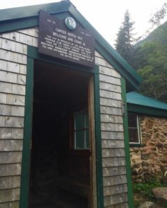 Carter Nothc Hut
