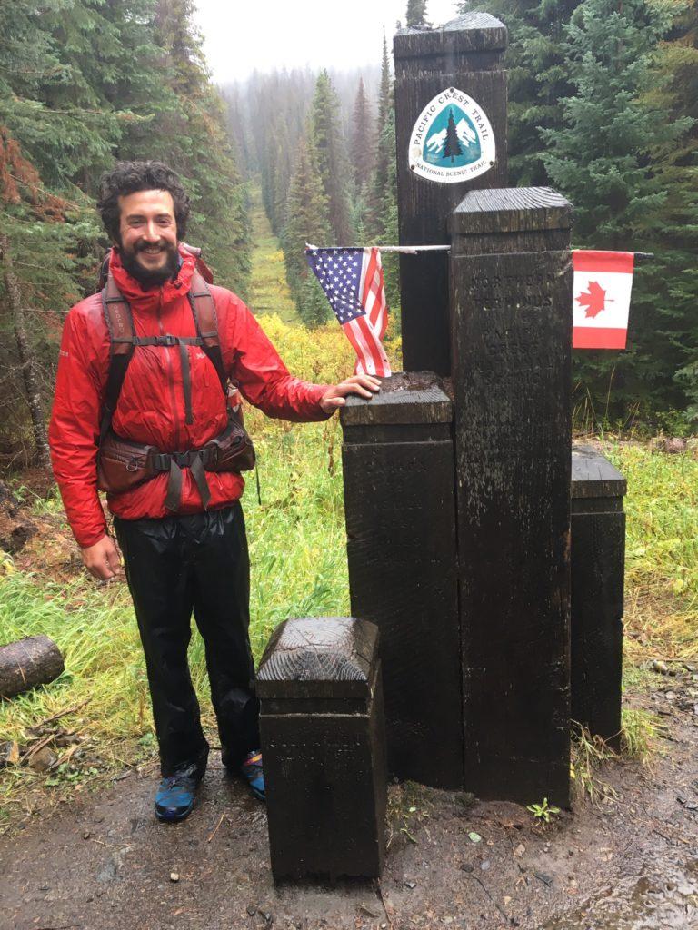left foot 9/19 pct hiker