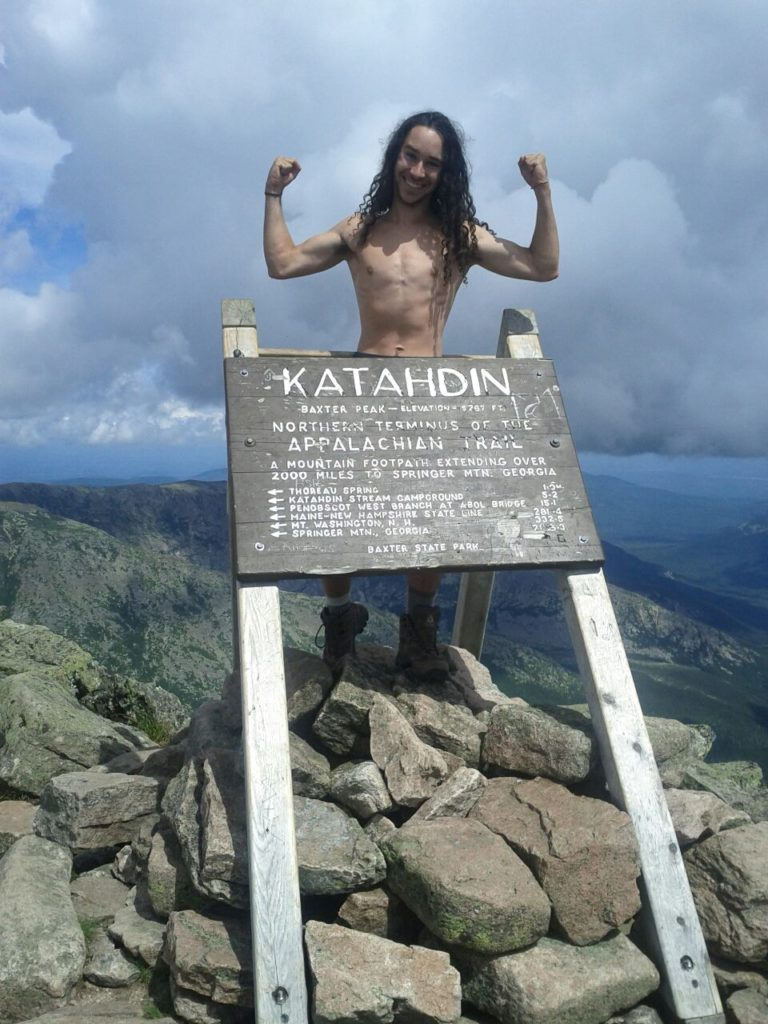 Katahdin circa 2012
