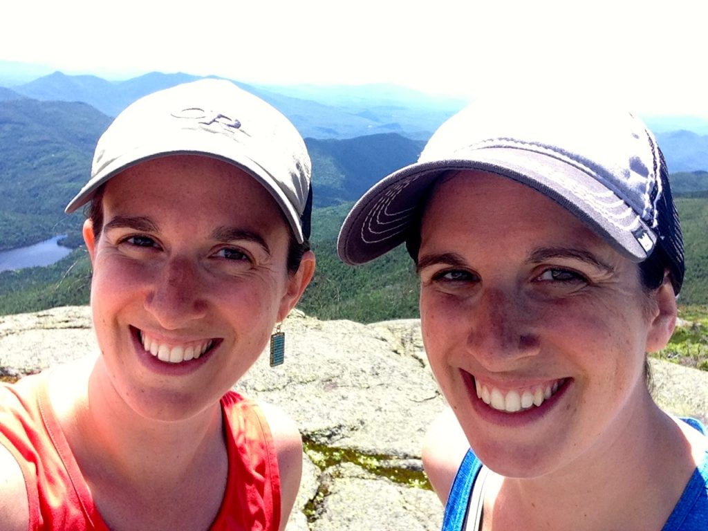 Twinning on top of Algonquin