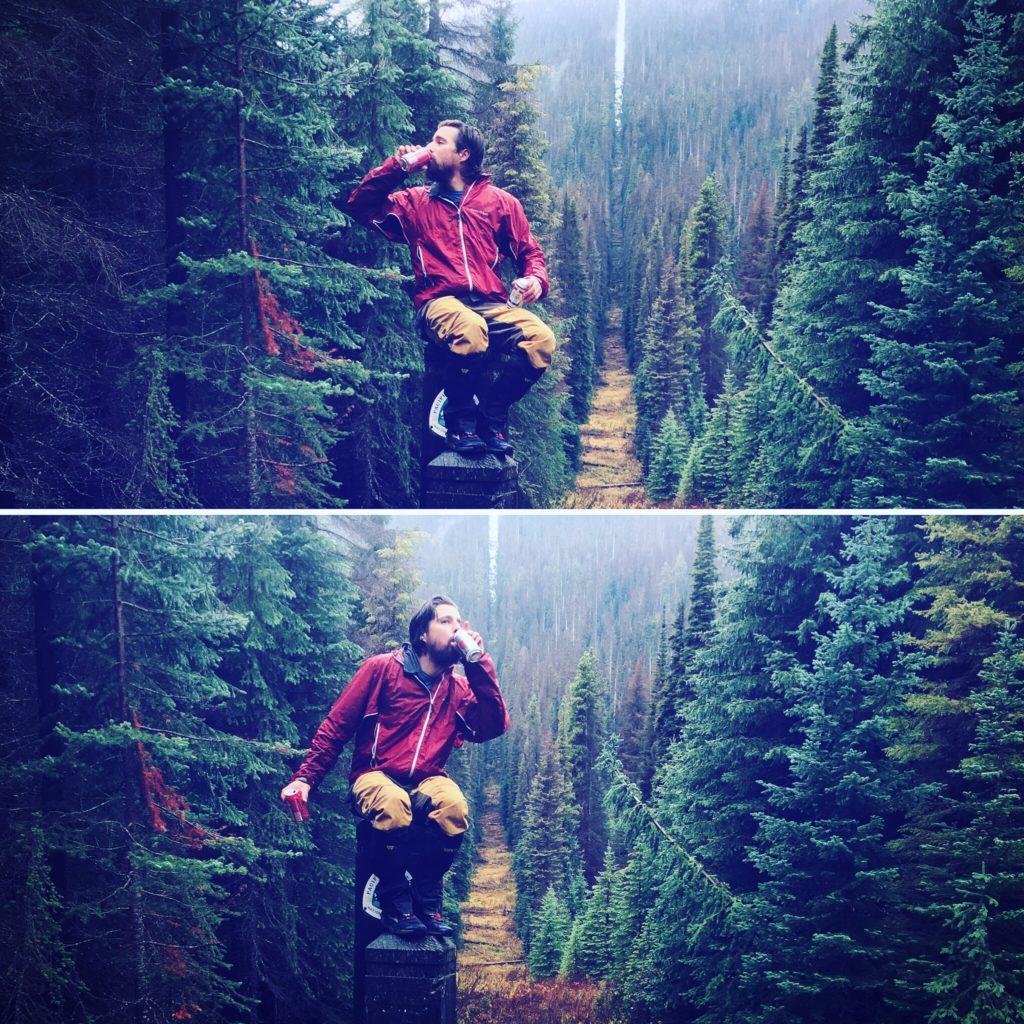 Lt. Dan 10/17 pct hiker