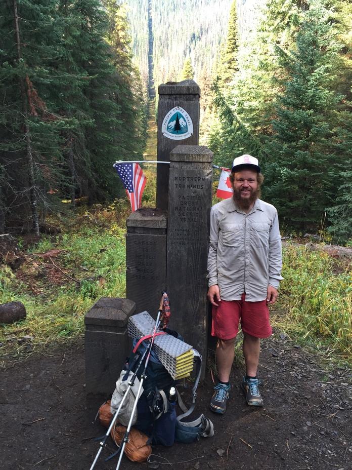 Rambler 9/26 pct hiker