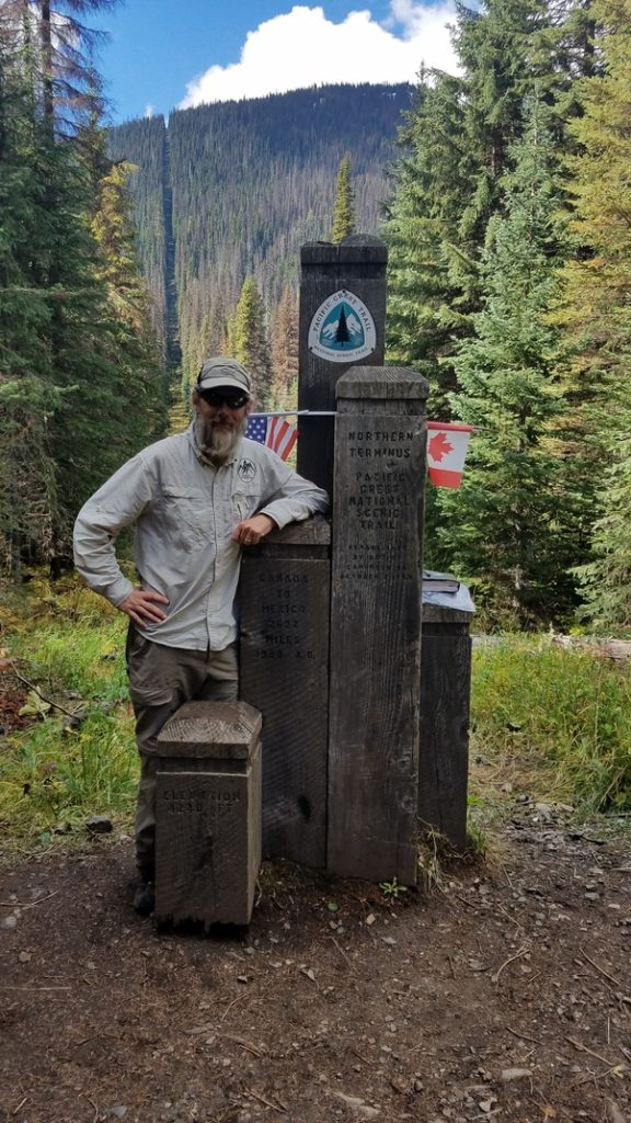 Rant 9/21 pct hiker