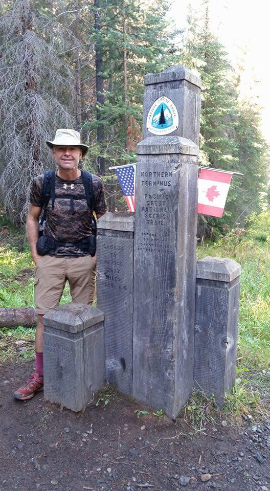 The General 9/15 pct hiker