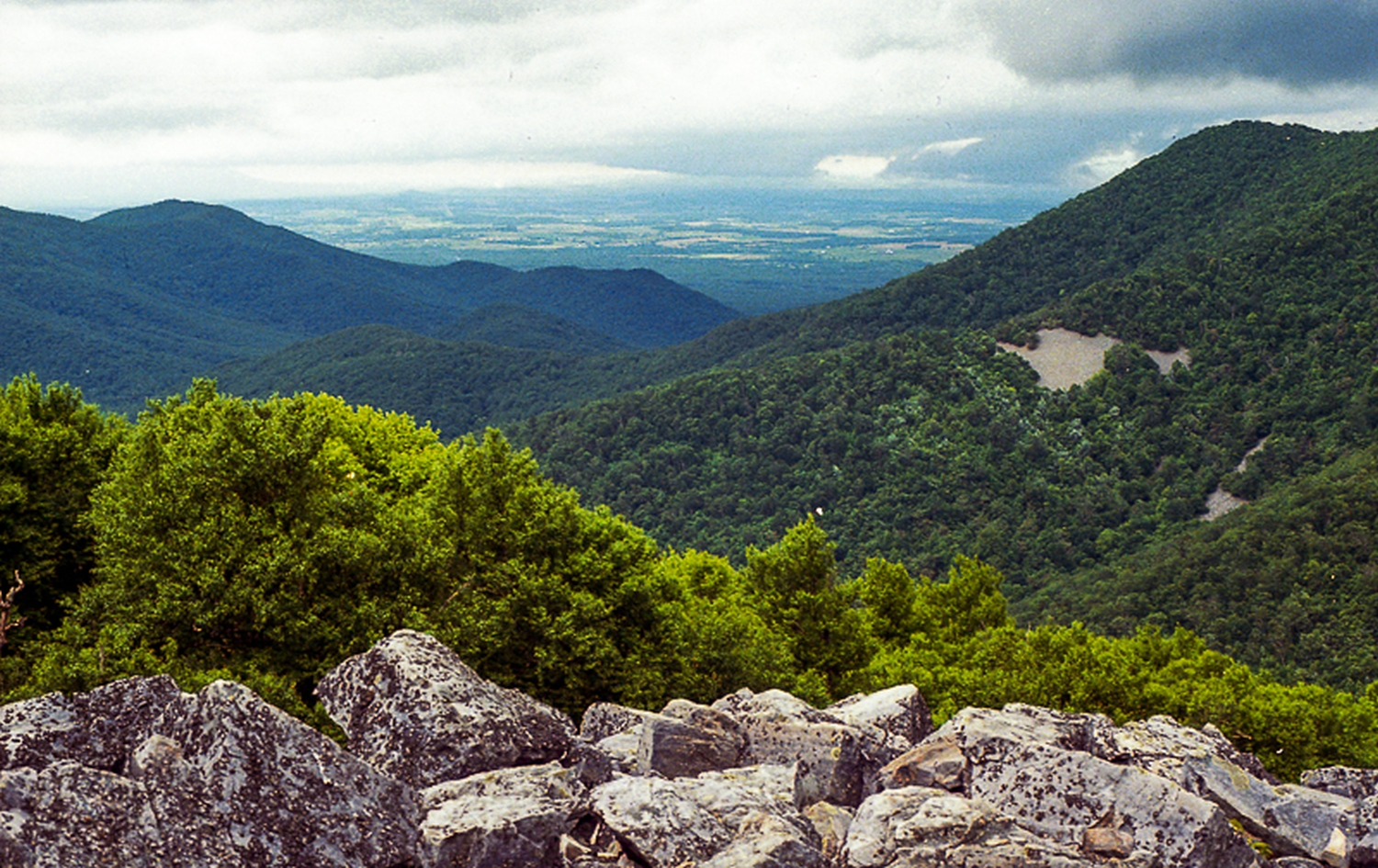 Black Rocks, Shenandoah National Park