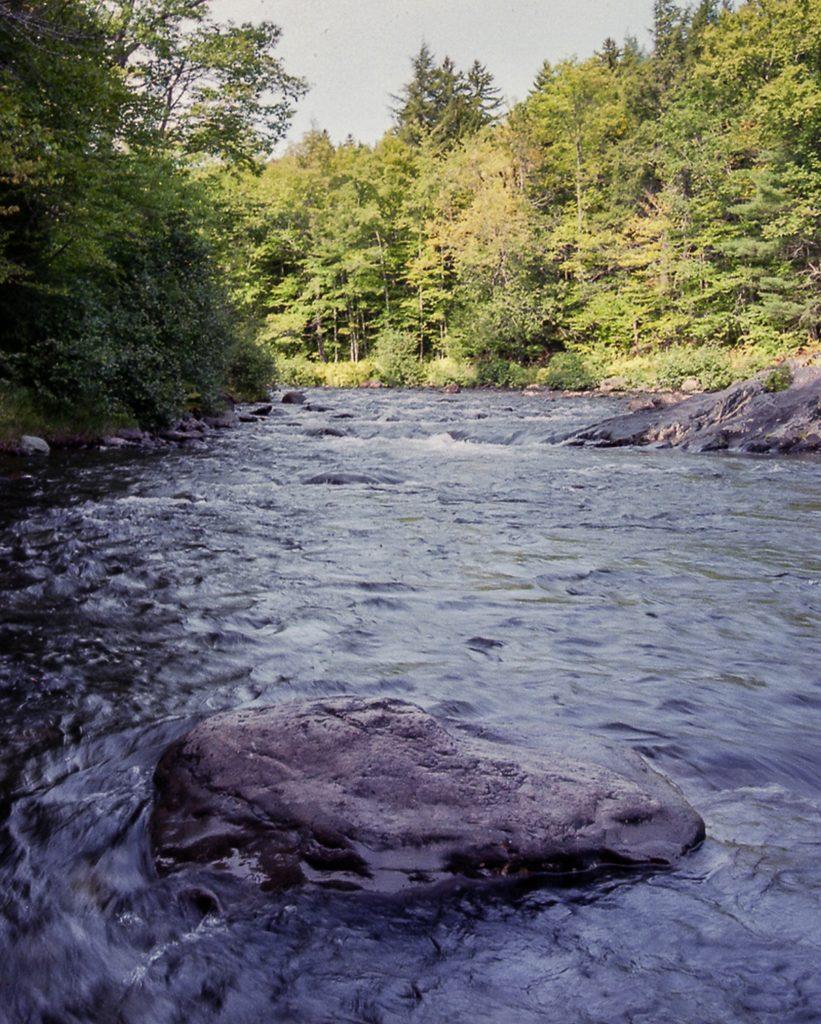 Wild rivers.