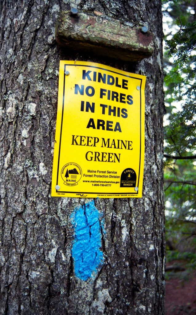 Keep Maine Green!