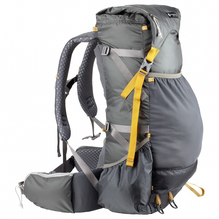 Gossamer Gear Gorilla 40L Weight: 33.6oz (M) Retail: $245