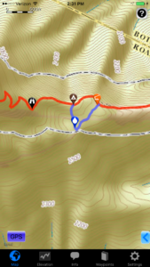 "You have several different map options. This on is called ""road"""