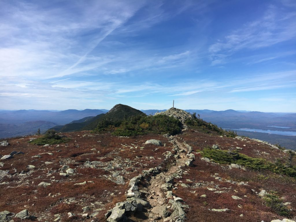 Avery Peak, Mt. Bigelow, ME