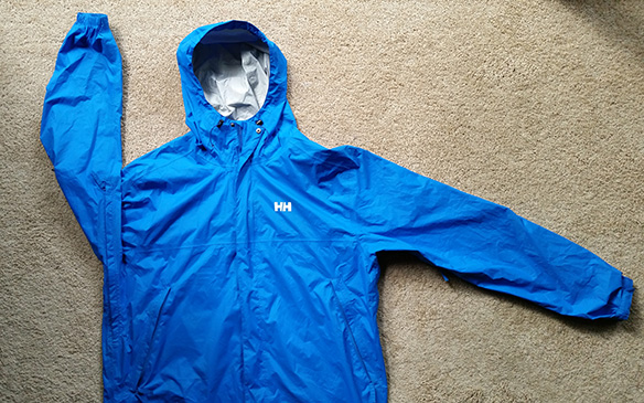 Loke Rain Jacket Men's XL