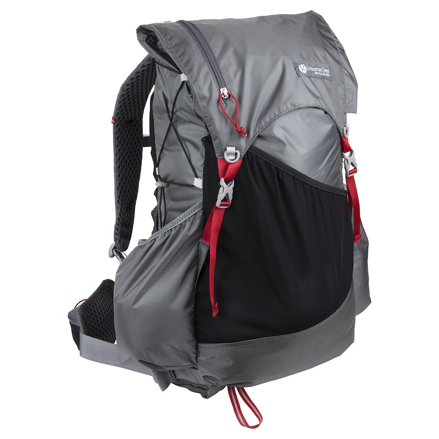 Model: Gossamer Gear Kumo 36L Weight: 21.65 Ounces Retail: 155.49